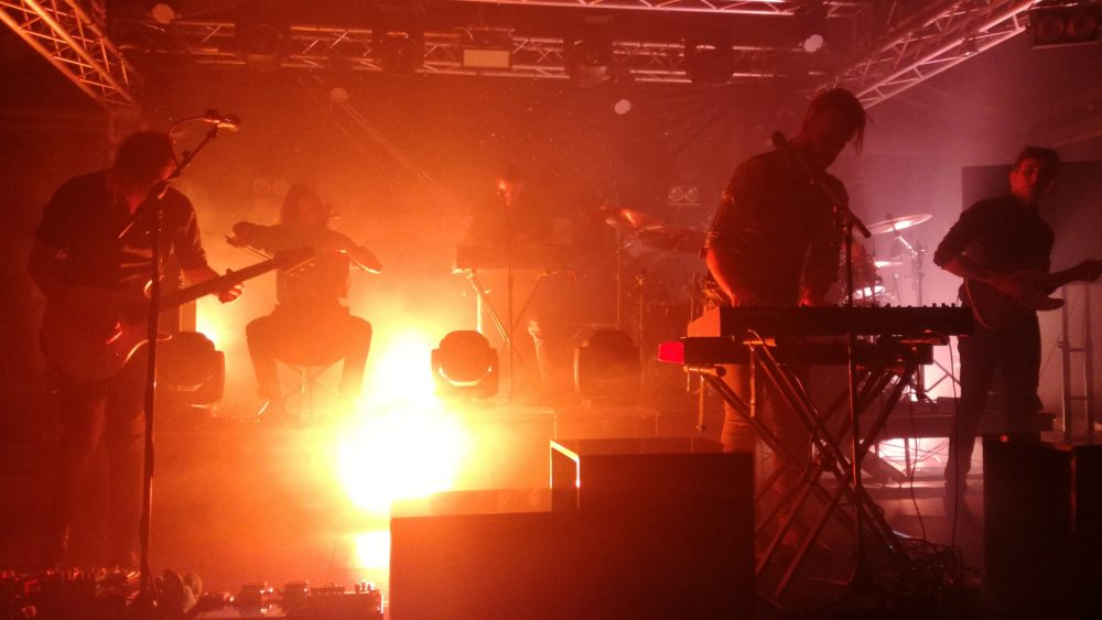 leprous band live milan
